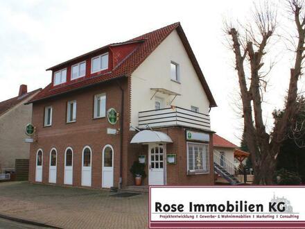 Kopie von Gastronomie-Immobilie mit Wohnung im schönen Dankersen zu verkaufen!
