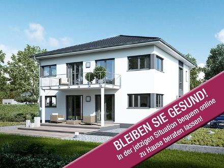 Ein modernes Haus mit doppelten Wohngenuss!