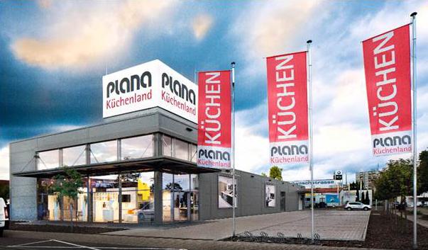 PlANA Küchenland Ludwigshafen