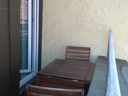 Sommer 2021 auf dem eigenen Balkon
