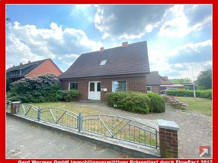 Wohnhaus mit Einliegerwohnung & Doppelgarage in Lingen