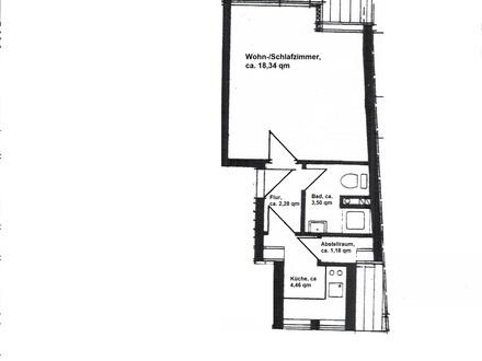 1-Zimmer-Appartement, Alte Neustadt