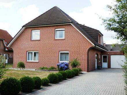Platz für die ganze Familie! Schönes Einfamilienhaus in Cloppenburg