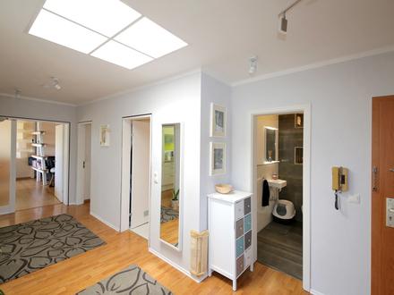 Top Penthouse Wohnung in ruhiger Wohnlage.