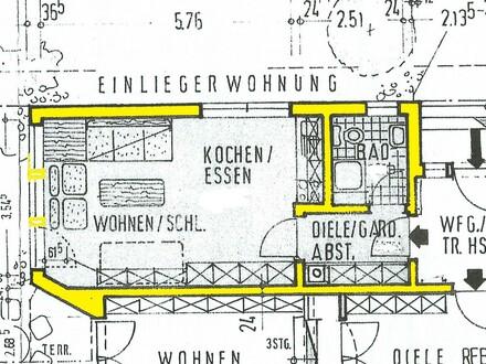 1 Zi. Whg., Thalfingen
