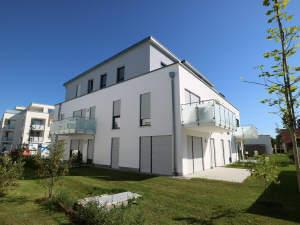 Moderne Penthousewohnung mit TG-Platz in stadtnaher Lage