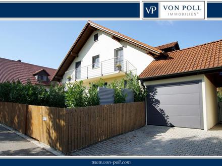 Happy Family - genau das wollen wir haben! Schöne Doppelhaushälfte in bevorzugter Wohnlage/Vilsheim