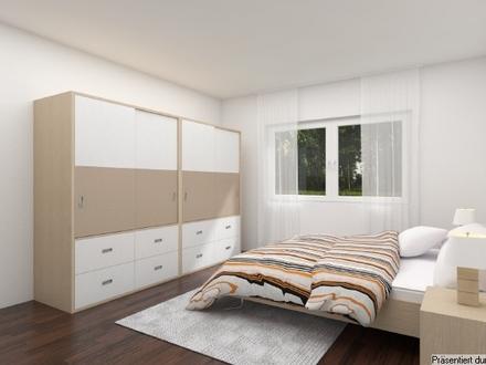Großzügige 3-Zimmer-Wohnung mit riesiger Terrasse und Garten