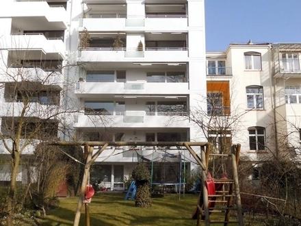 4,5 - Zimmer Maisonette Wohnung mit Balkon