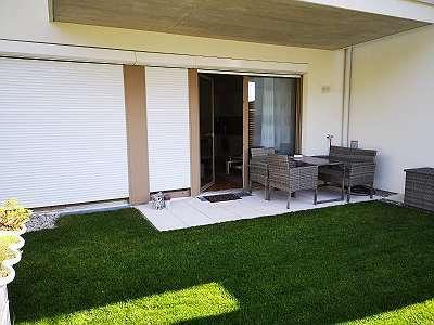 Moderne Wohnung im Zentrum mit Garten, provisionsfrei