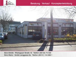 Vielseitig nutzbare Gewerbeimmobilie in top-Lage von Mainz-Hechtsheim