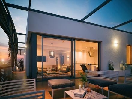 VERTRIEBSSTART | LUXUS-Penthouse | 4-ZW - 119 m² | Direkte Parklage | »VERVE by Libeskind« 2. BA