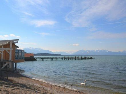 Schön wohnen am bayrischen Meer !