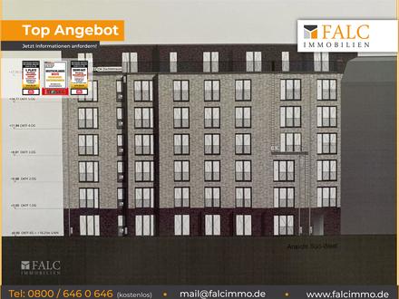 Grundstück für 71 Mikro-Appartements in Hamburg-Eimsbüttel