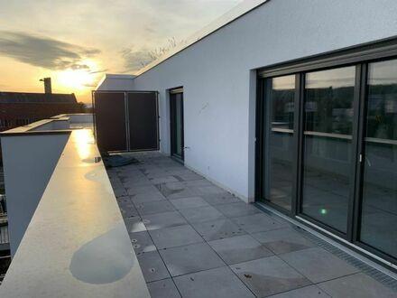 Exklusives Penthouse mit Dachterrasse in zentraler Lage