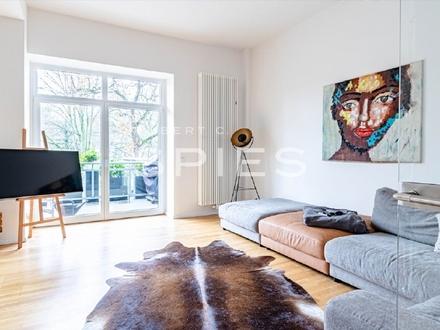 Hochwertig Wohnen an der Contrescarpe: Attraktive und moderne 3-Zimmer-Wohnung