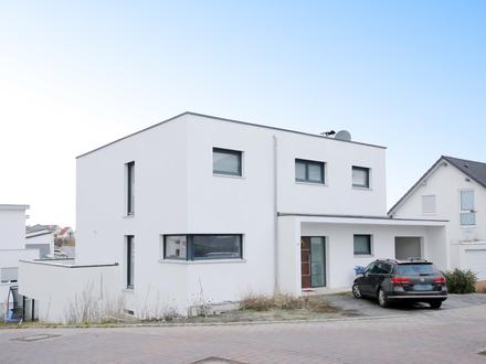 Extravagantes & modernes Zweifamilienhaus für hohe Ansprüche