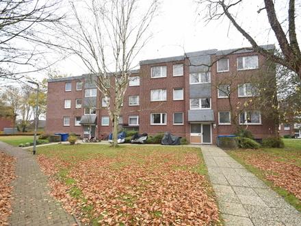 Gemütliche 3-Zimmer-Wohnung mit Loggia in Rastede!