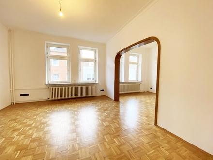 Geräumige und renovierte Wohnung für 2 Personen!