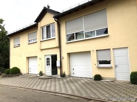 großzügige Doppelhaushälfte in Blaufelden/Gammesfeld ab sofort zu mieten