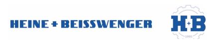Heine + Beisswenger Stiftung + Co. KG