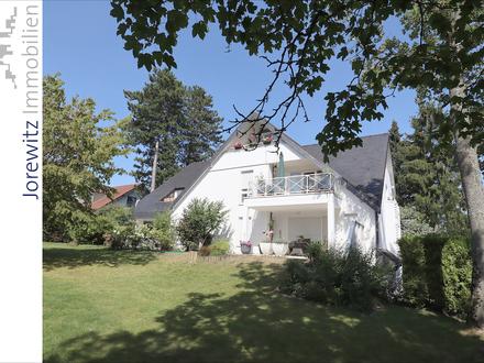 Hoberge-Uerentrup: Pfiffige 2 Zimmer-Maisonettewohnung mit Sauna und Loggia