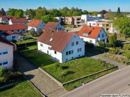 Ihr neues Zuhause in Ingerkingen! Einfamilienhaus bei Schemmerhofen!