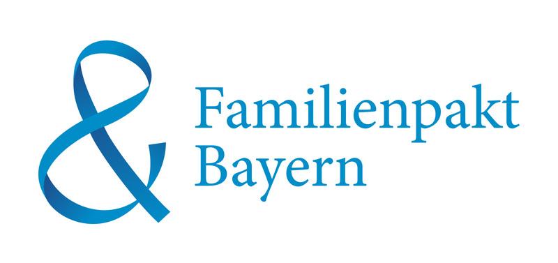 Logo Familienpakt Bayern