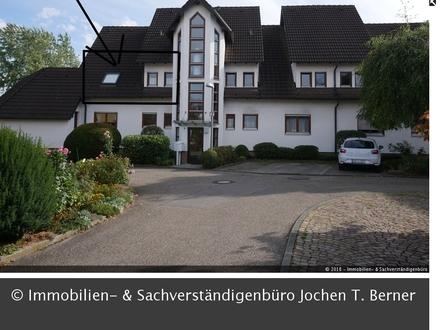 Große und sonnige 2,5 Zi. Dachgeschosswohnung in Michelfeld