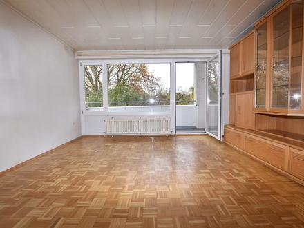 Ravensburg/ Weststadt: gut geschnittene 3-Zimmer Wohnung in zentraler Lage-sofort beziehbar