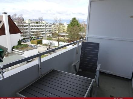 * Großzügige 1 Zimmer-Wohnung mit Loggia - Lift - S-Bahnnähe *