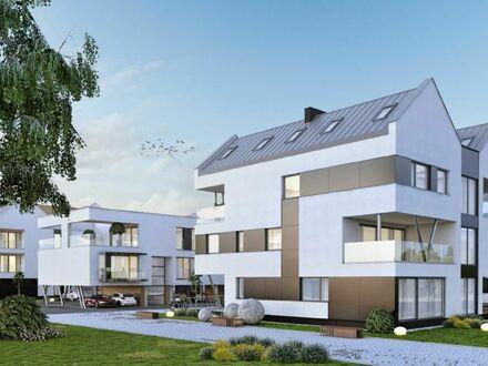 Reichlich Wohnen auf zwei Etagen - Neubauprojekt in Bad Staffelstein
