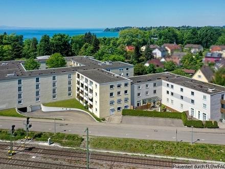 Tolle 2-Zimmer-Wohnung in Seenähe in Lindau am Bodensee!