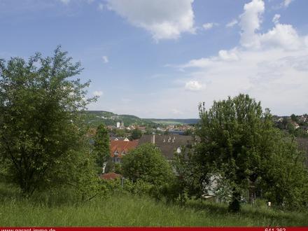 ***Attraktiver Bauplatz in gewachsenem Wohngebiet mit unverbaubarer Aussicht auf die Stadt***