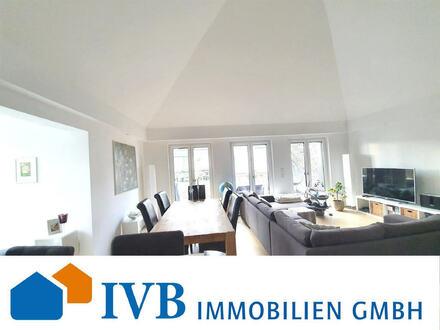 Großzügige 3-Zimmer-Mietwohnung mit Dachterrasse u. Fahrstuhl in Innenstadt-Lage von Gütersloh!