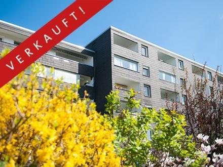 Ruhige Helle 3 Zimmer in Gartenstadt-Vahr mit Balkon und zauberhaftem Blick ins Grüne