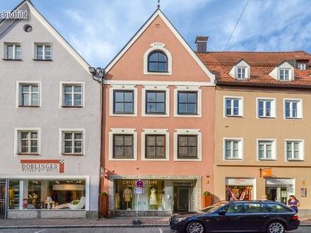 Im Herzen Landshuts - renovierte 1-Zimmer-Wohnung mit Küchenzeile zwischen Alt- und Neustadt