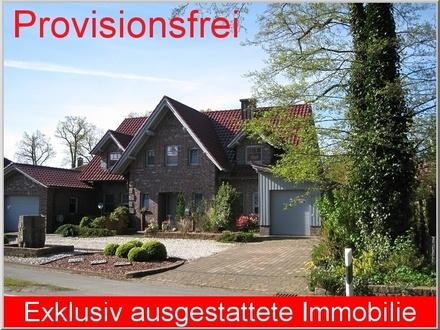 Excl. Wohnhaus in Bad Zwischenahn - viele Extras und zeitlose Eleganz