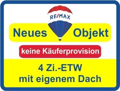 """Kaufen Sie ab € 320,-mtl.*/ 4 Zi.-ETW unter einem """"eigenem"""" Dach! Renoviert! Keine Käuferprovision!"""