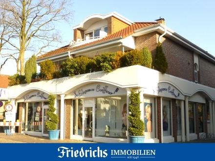 Top modernisierte Laden-/Bürofläche mit ausreichend Parkflächen in zentraler Lage in Bad Zwischenahn