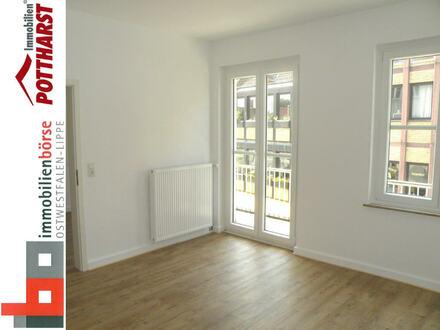 Gemütliche 2 Zi.-Wohnung in der Fußgängerzone von Bad Salzuflen.