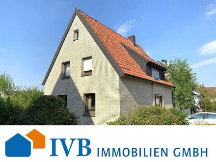 Einfamilienhaus auf großem Grundstück in ruhiger Wohnlage von Werther!