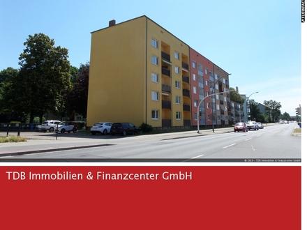 Geräumige 3-Zimmerwohnung in SZ-Lebenstedt