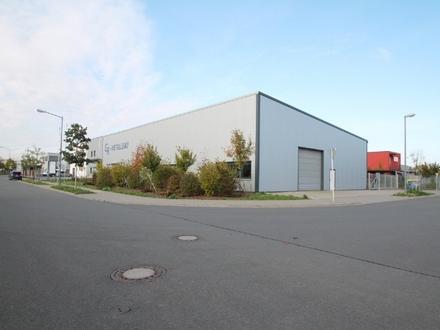 815 m² Gewerbehalle in Landau zu verkaufen