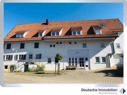 Denkmalobjekt: 3 Zimmer EG Maisonette in Filderstadt- Bonlanden