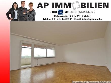 EIGENNUTZUNG ODER KAPITALANLAGE - MAINZ-OBERSTADT - 3-Zimmerwohnung mit Balkon