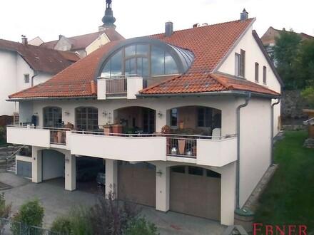 Repräsentative Stadtvilla im Herzen der Kurstadt Bad Kötzting