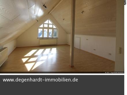 Großzügige, helle Studiowohnung in ruhiger, bevorzugter Reinheimer Wohnlage!