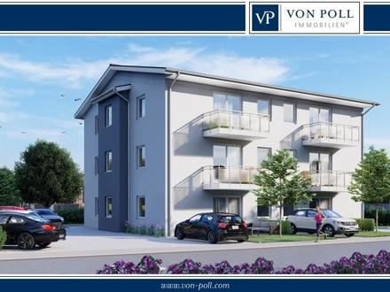 KFW 55! 4-Zimmer Eigentumswohnung mit Gartenabteil provisionsfrei zu verkaufen!