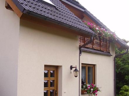 Moderne helle 2-Raum-Single-Wohnung in grüner Lage